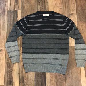 Levi's Crew Neck Grey Sweater